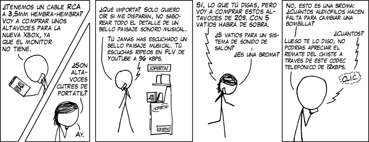 Audiófilos