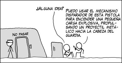 xkcd en Español - Humor en Taringa!