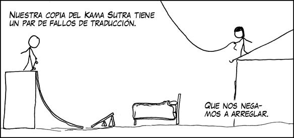 Fallos de traducción